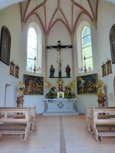 Naviksen vanha kirkko
